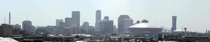 Superdome-Skyline